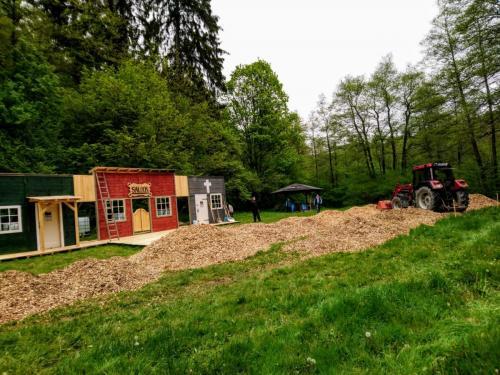 Wisper-City Bodenarbeiten